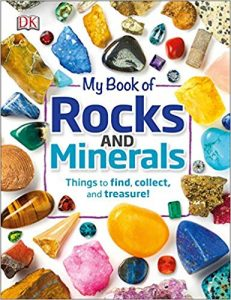 My Book of Rocks and Minerals Book Cover