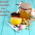 Natural Remedies For Cold And Flu Season
