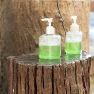 Neem Tea Tree Soap For Camping