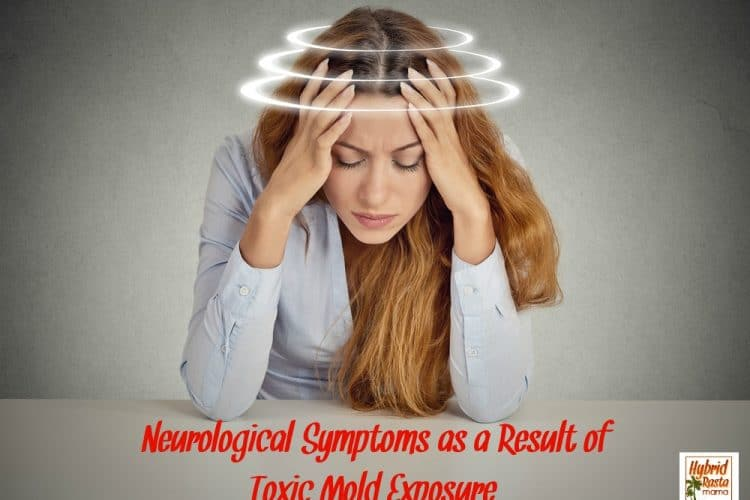 Neurological Symptoms as a Result of Toxic Mold Exposure