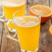 Fermented Orange Rind and Fermented Orange Juice (Two Methods)