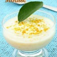 Pumpkin Mousse (Gluten Free)