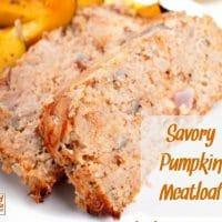 Savory Pumpkin Meatloaf
