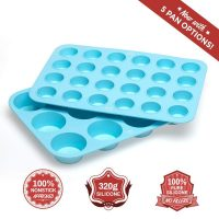 Silicone Muffin Tin Set