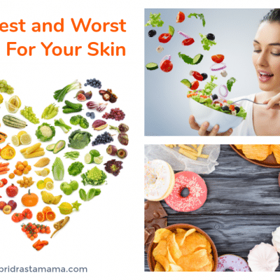 The 22 Worst Foods For Your Skin