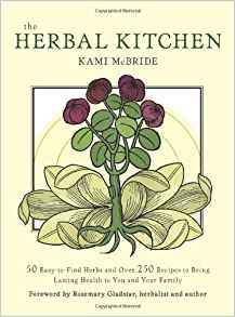 The Herbal Kitchen book cover