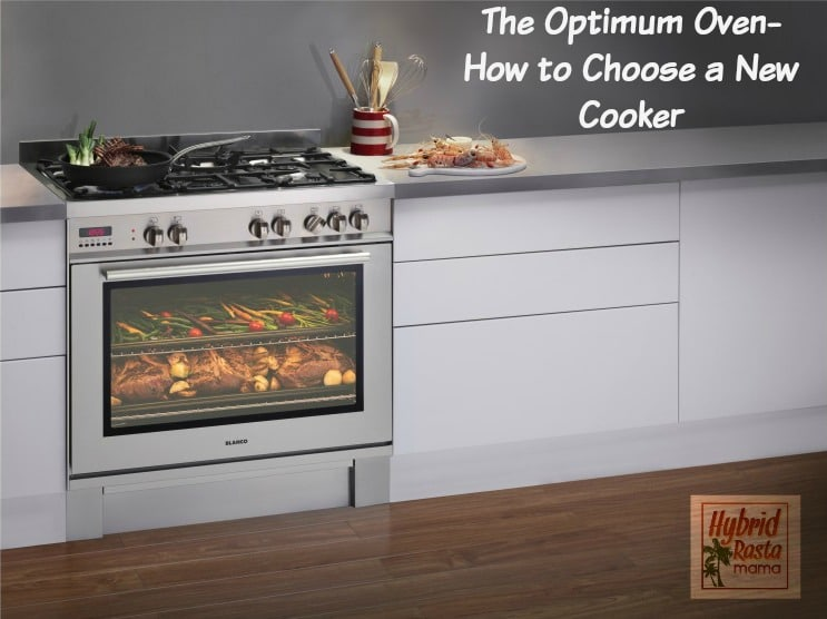 The Optimum Oven- How to Choose a New Cooker by HybridRastaMama.com