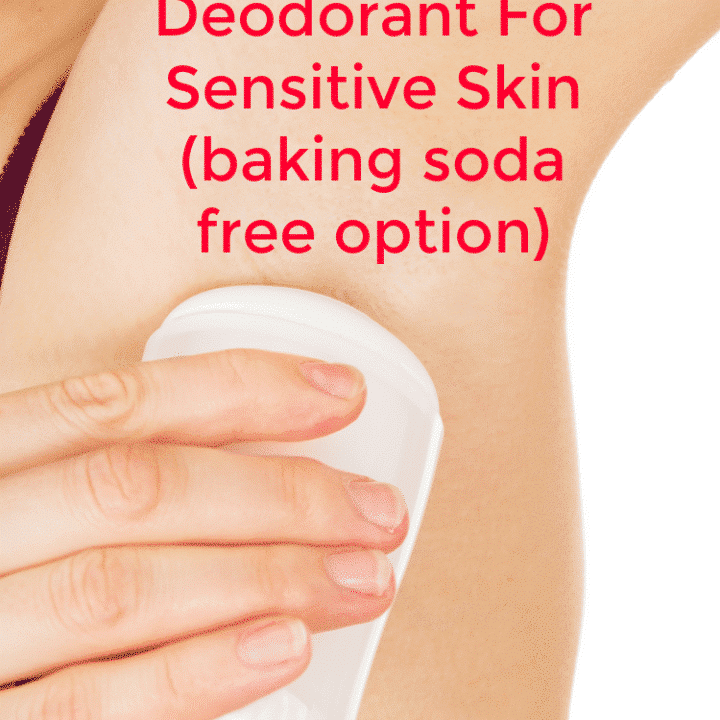 A Deodorant Recipe That Knocks Out Armpit Odor
