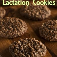 Tigernut Flour Lactation Cookies
