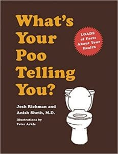 What's Your Poo Telling You - Books About Poop