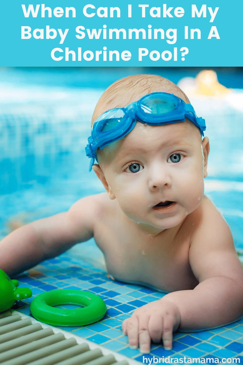 When is it OK to Take a Newborn in a Chlorine Pool? | Hybrid
